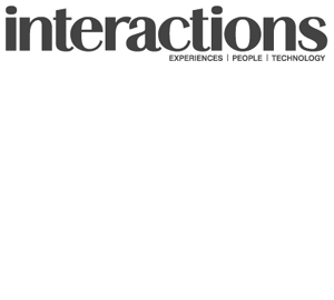 Interactions Magazine logo